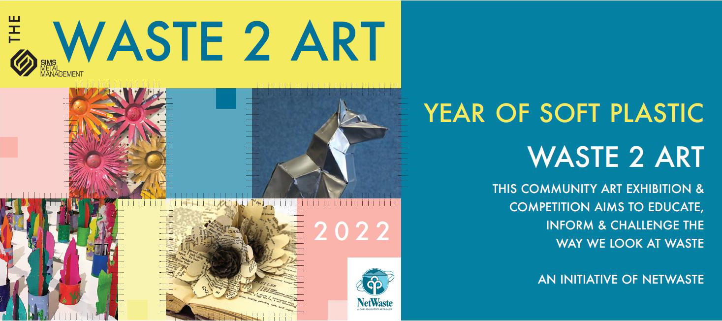 Waste 2 Art 2019 Official Opening & Awards Night