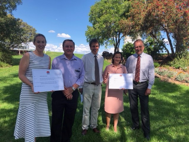 Successful Grant Application – Enhancing Western Plains Equestrian Centre - Post Image